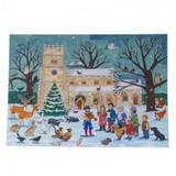 Winter Wildlife Advent Calendar by Alison Gardiner.