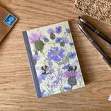Mosney Mill Bee & Flower A6 Notepad