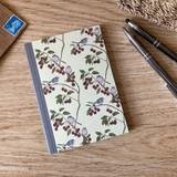Mosney Mill Bird & Berry A6 Notepad