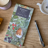 Mosney Mill Robin in Hedgerow Shopping List Pad