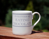 I'd Rather be Eating Chocolate