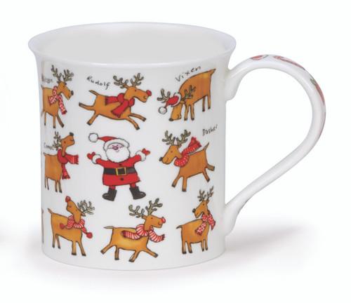 Bute Reindeer Mug