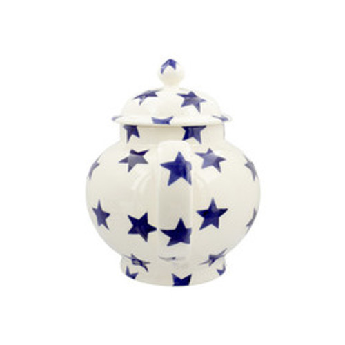 4 cup Blue Star pottery teapot from Emma Bridgewater.