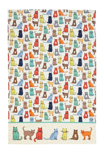 Catwalk 100% Cotton Tea Towel from Ulster Weavers.