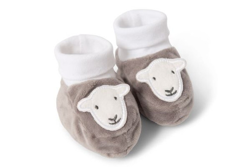 herdy baby booties
