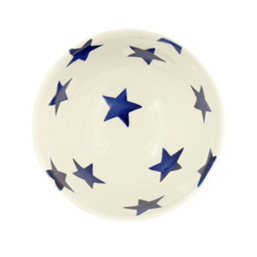 Emma Bridgewater Blue Star small  Old Bowl.