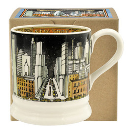 Emma Bridgewater New York 1 Pint Mug boxed.