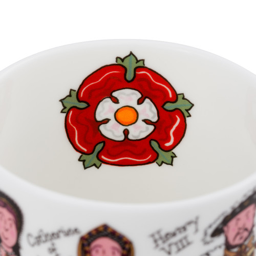 Henry VIII & His Wives Mug Boxed