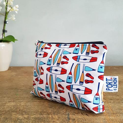 Port & Lemon Boards and Paddles Small Zip bag