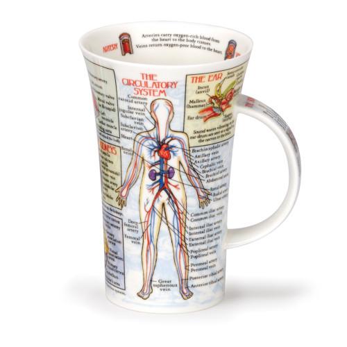 Glencoe Bodyworks Mug