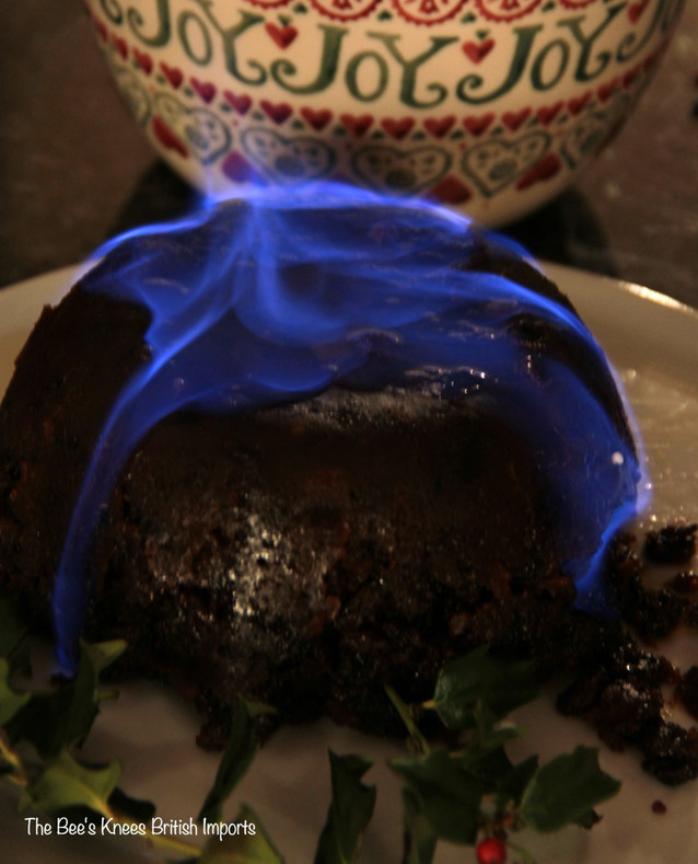 The Joy of Christmas Pudding