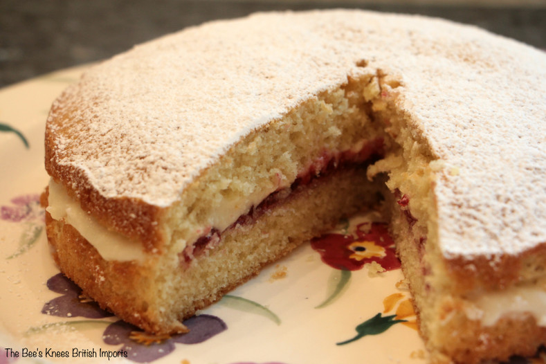 How to Make a Victoria Sandwich Cake
