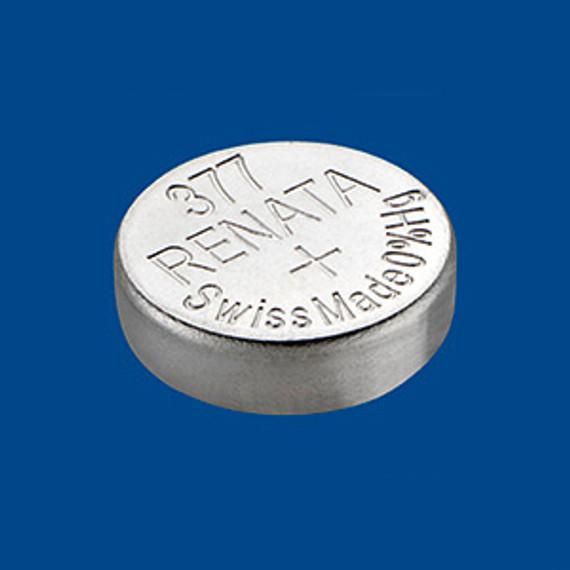 Renata Silver Oxide Cell Battery 377 SR626SW