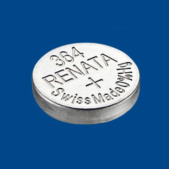 Renata Silver Oxide Cell Battery 364 SR621SW