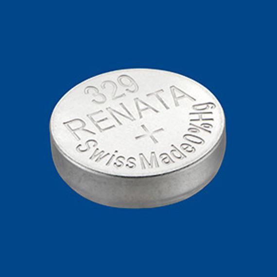 Renata Silver Oxide Cell Battery 329 SR731SW