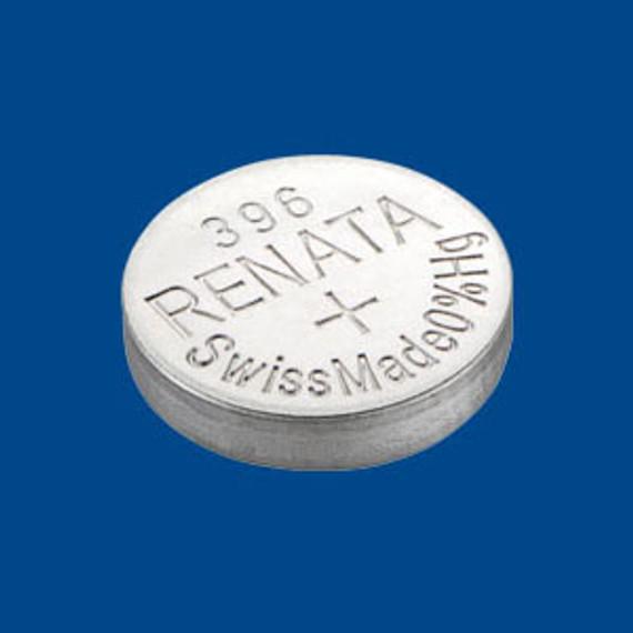 Renata Silver Oxide Cell Battery 396 SR726W