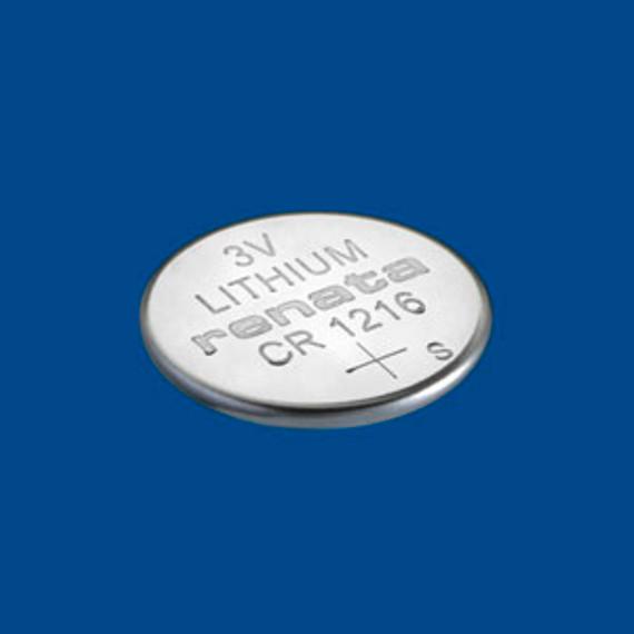 Renata 3V Lithium Cell Battery CR1216