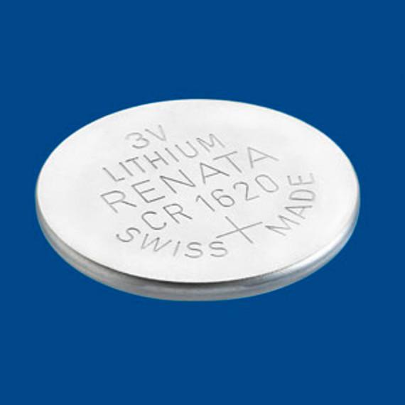 Renata 3V Lithium Cell Battery CR1620