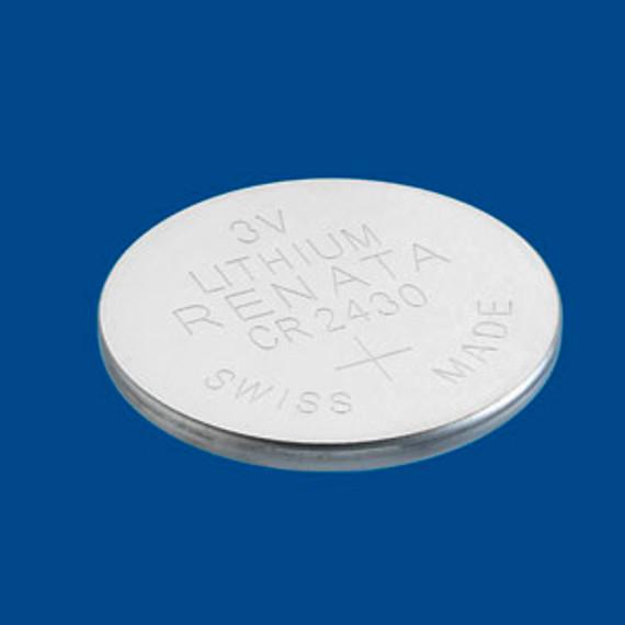 Renata 3V Lithium Cell Battery CR2430