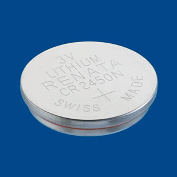 Renata 3V Lithium Cell Battery CR2450N