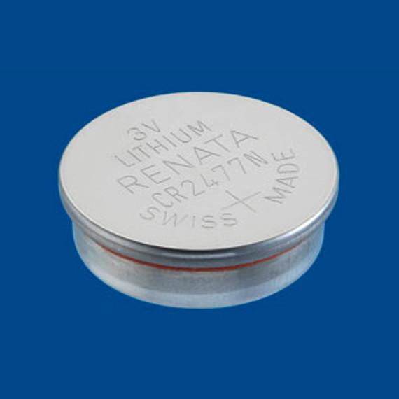Renata 3V Lithium Cell Battery CR2477N