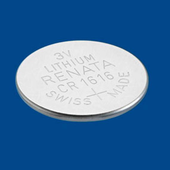 Renata 3V Lithium Cell Battery CR1616