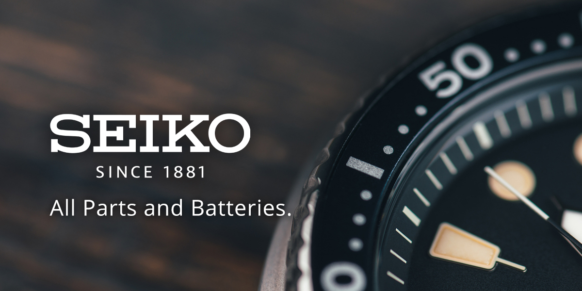 SEIKO Parts and Batteries