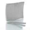 DESIGN NAIL - Cushion Files Zebra 100/180 Banana 50/Pack