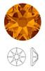 Quality Rhinestone #9 - Topaz 1440/Pack
