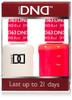 DND Gel Duo - DND Red #563