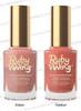 RUBY WING Nail Lacquer - Bonfire 0.5oz *