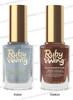 RUBY WING Nail Lacquer - Chambray 0.5oz