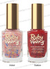 RUBY WING Nail Lacquer - Dolled Up 0.5oz *