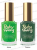 RUBY WING Nail Lacquer - Green Peace 0.5oz