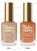 RUBY WING Nail Lacquer - Lagoon 0.5oz *