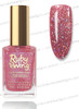 RUBY WING Nail Lacquer - Rose 0.5oz *