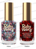 RUBY WING Nail Lacquer - Spring Fling Queen 0.5oz