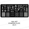 STAMPING Plate #A-01