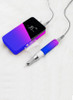 ADVANCE Rechargeable Nail Drill Blue Mermaid