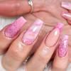 INSTANT Acrylic Powder Dark Pink