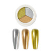 PIGMENT MIRROR Silver/Gold/Light Gold #4