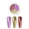PIGMENT MIRROR Lavender/Light Gold/Rose Gold #10