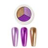 PIGMENT MIRROR Lavender/Purple/Gold #12