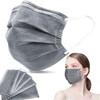 CAROLINA COTTON Carbon Filter Face Masks 50/Box (Made in the USA)