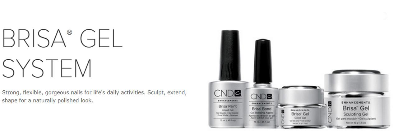 Gel Systems - CND - CND Brisa Gel - TDI, Inc