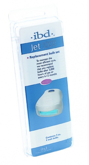 IBD Jet1000-2 UV bulbs (4 Watts each)
