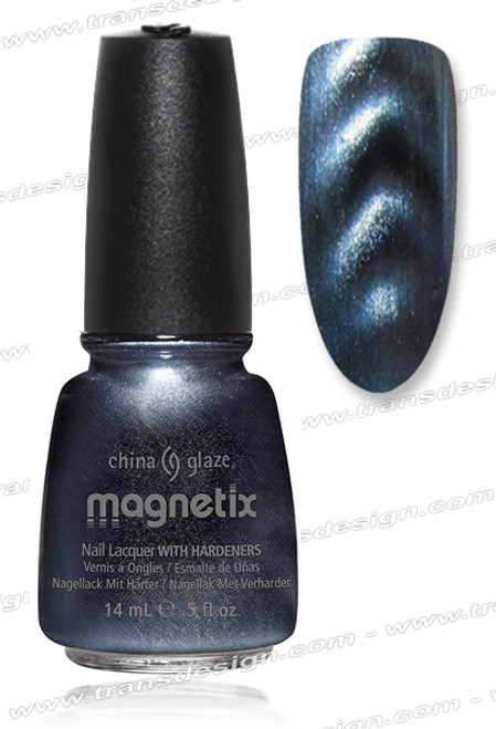 CHINA GLAZE MAGNETIC - Pull Me Close 0.5oz. *