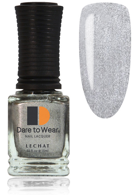 LECHAT DARE TO WEAR POLISH - The Silver Screen *
