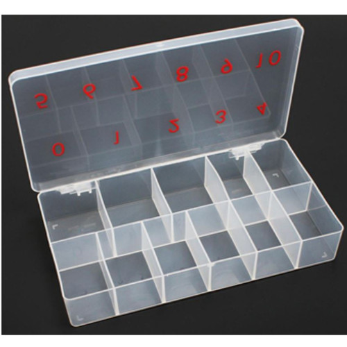 11-Slot Soft Plastic Large Tip Box