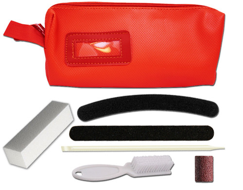 Personal Care Kit / Red Purse